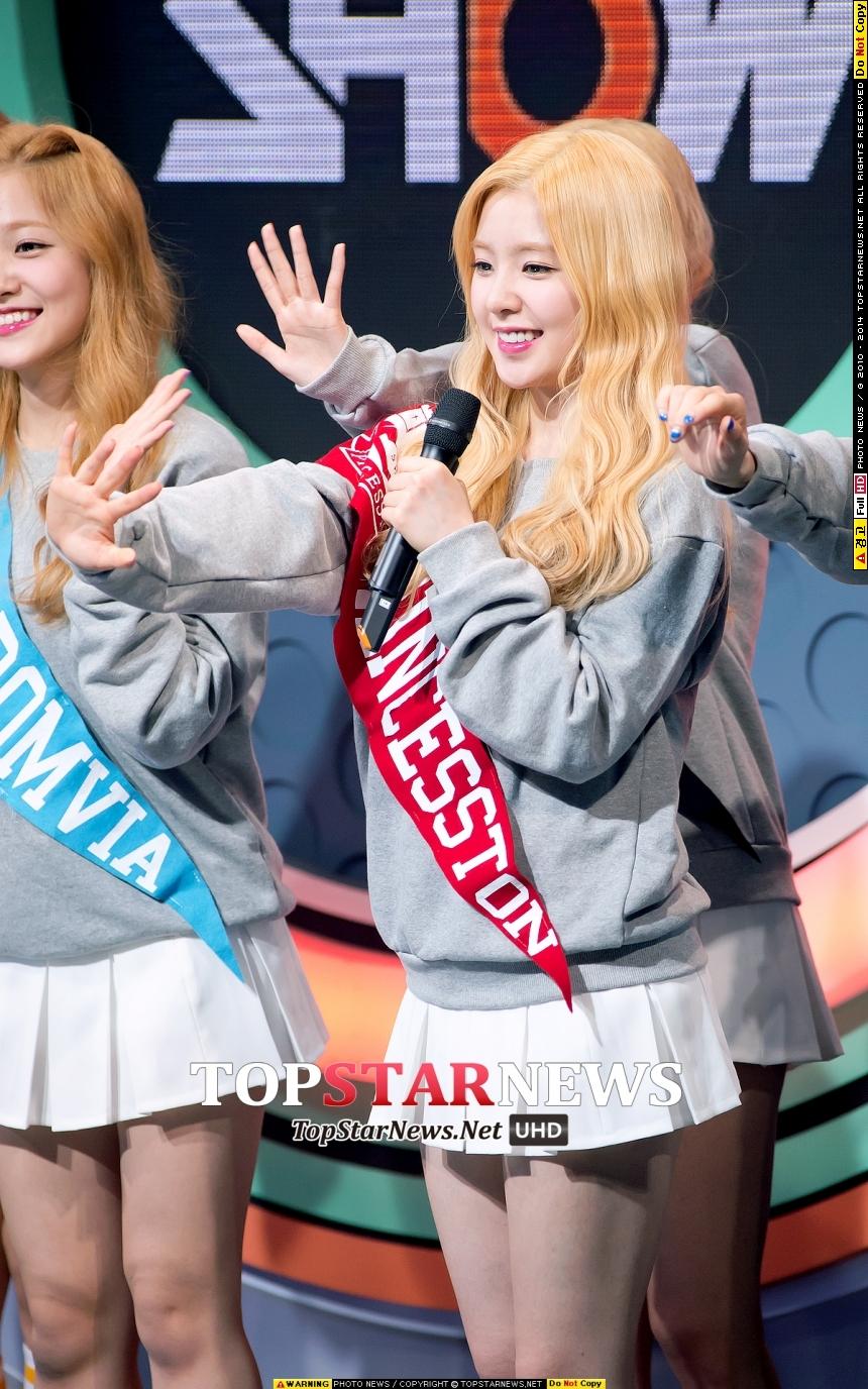 最後第6名則是Red Velvet的Irene (怎麼覺得最近經常上版面!!)