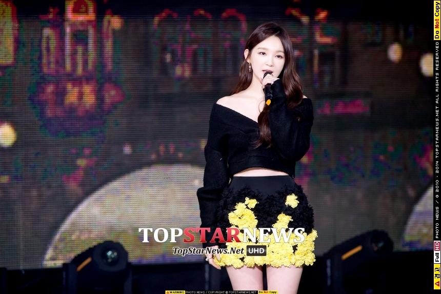 第5名:Davichi的姜珉耿(10%) 臉讚出身的她,實在太美了,更厲害的是歌唱實力驚人啊~