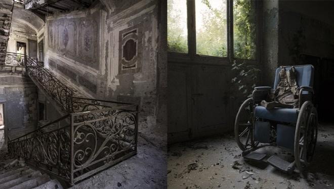 但並不能說黑暗就代表著害怕和恐懼 世界上就有一些地方,即使不在黑暗中,光是看照片都會覺得毛骨悚然 這些地方都是被詛咒過的地方……