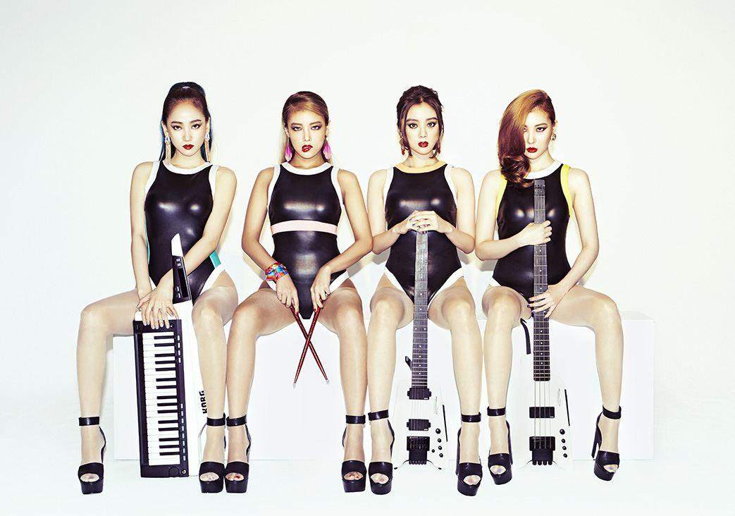 闊別3年又2個月... Wonder Girls 攜新歌<I Feel You>華麗回歸❤~