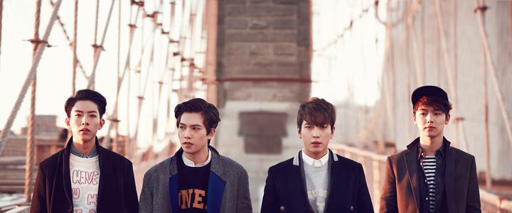 #鄭容和 將在9月14日回歸的CNBLUE也出演了《快樂大本營》,隊長鄭容和更是在節目中大展流利的中文功底。
