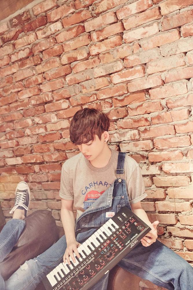 5. 晙赫:1993年7月17日生 鍵盤、副唱