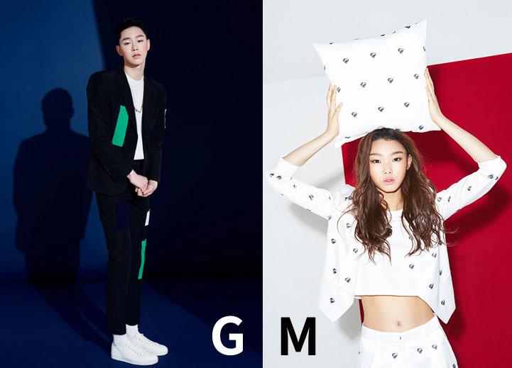 coure是動起來,跑起來的意思 g:m意味著兩名新晉的年輕設計師 雖然衣服也都很時尚特別 但時下在韓國最大熱的莫過於它的腰帶了