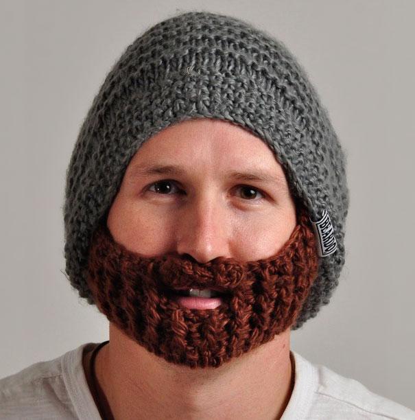 冬天防下巴冷的圍巾,可是真的會有人戴出門嗎?