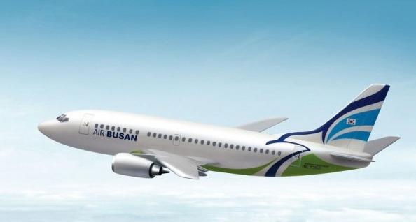 4.釜山航空 一家區域及廉價的航空公司,總部位於韓國釜山的釜山鎮區,是韓亞航空的子公司。