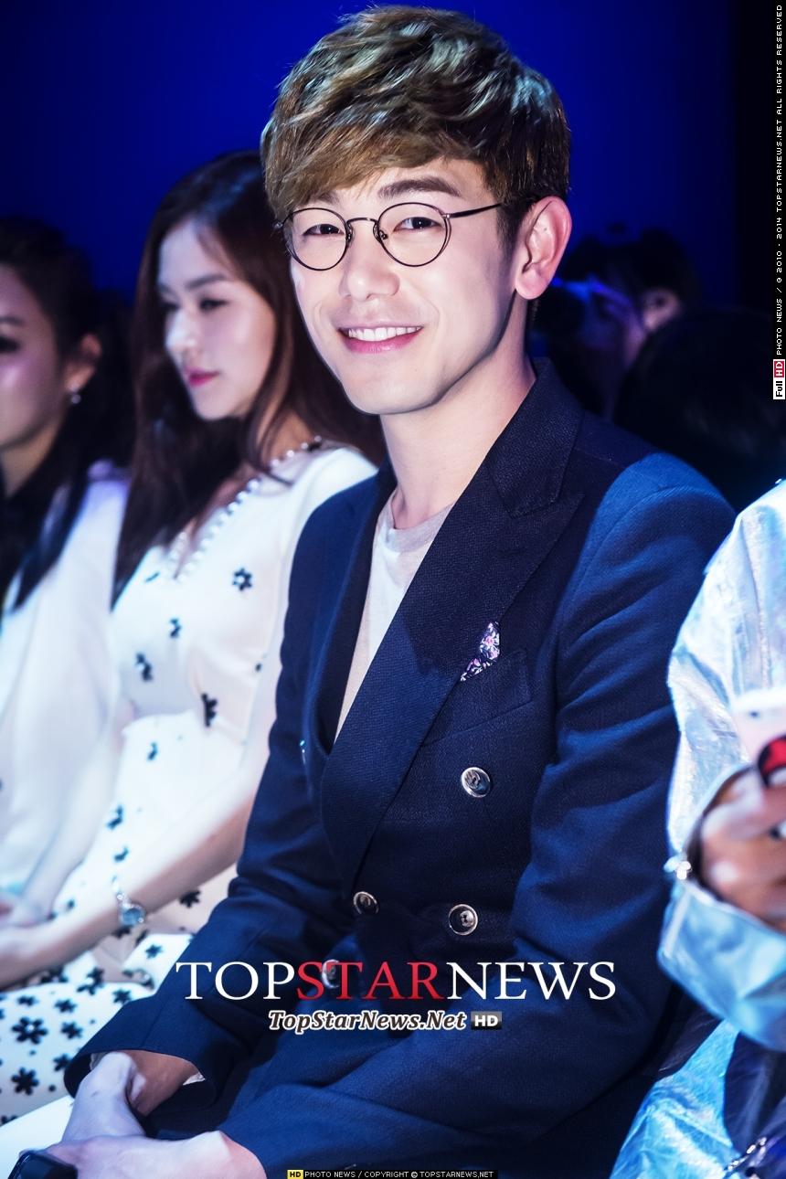 No. 2 Eric Nam (哇賽~排在多名EXO成員前面,看來在小學生中人氣真的很旺欸)