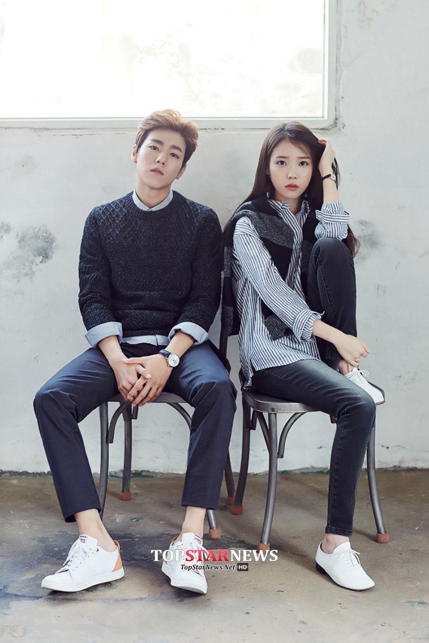 示範明星:IU-李玹雨 你看看~小編說過了吧!特別適合當情侶裝,兩個人不需要穿得一模一樣,只要搭配得當一樣可以盡情放閃!