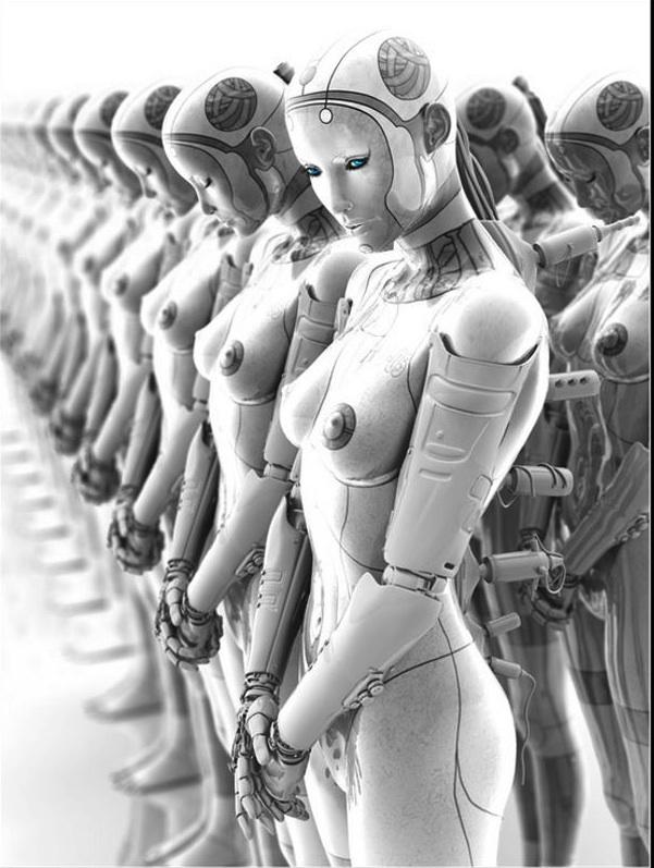 到底應該如何處理與機器人的關係?這是一個問題!! 如果對「性愛機器人」有自己想法,記得回復,大家一起討論一下下!