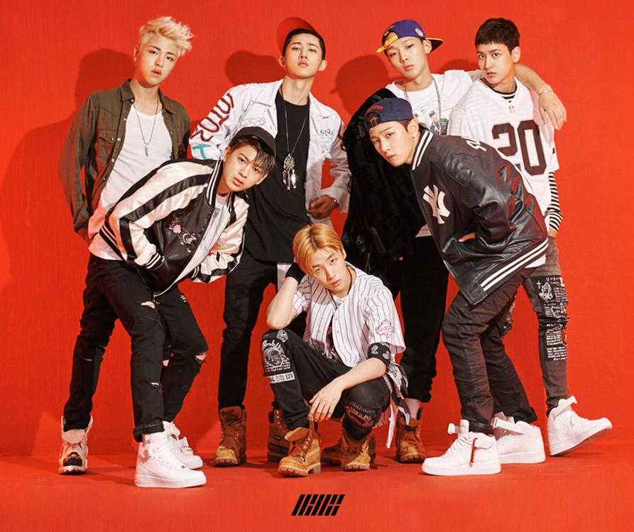 沒錯!他們就是盛產「怪物新人」的YG娛樂,新人男團iKON。