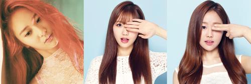 # 秀晶 f(x) Krystal(鄭秀晶) /  Lovelyz 秀靜(柳秀靜) / Lovelyz Baby Soul(李秀晶)