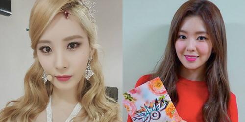 # 朱玄 少女時代 徐玄(徐朱玄) / Red Velvet  Irene(裴柱現)