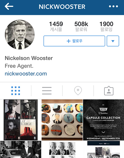@nickwooster 最後一位不用介紹大家也都知道了吧,作為四大時裝周的明星,Nick Wooster向來是街拍攝影師們的最愛。小編總是在網上看到各種報道和圖片,盛讚其為全球最會穿衣的「爺爺」。