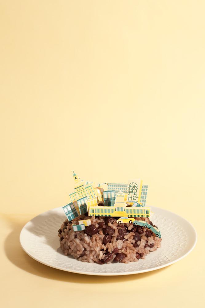 #. 古巴 x 黑豆飯 古巴傳統食物~