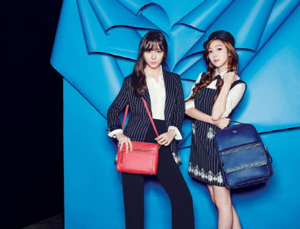 兩姐妹的顏質若說是韓國第二!.....那誰哪對姐妹花敢說自己是第一?