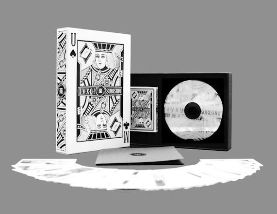 例如東方神起去年推出的正規7輯《TENSE》,主打歌為《Spellbound》的編舞是撲克牌舞,所以專輯就以撲克牌為概念設計