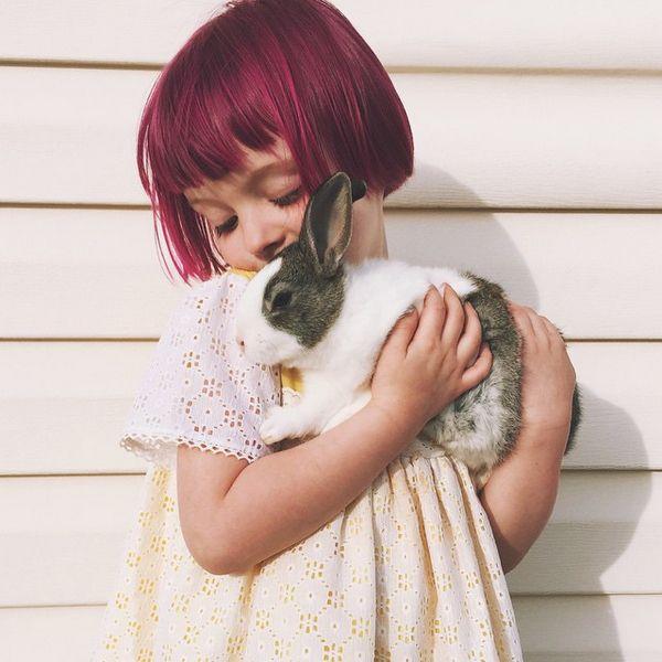 人類要和動物和平相處呢~