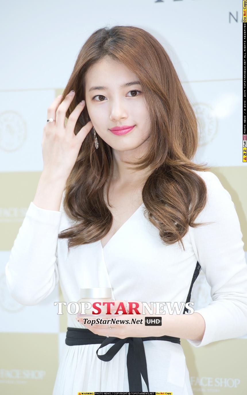 MISS A認知度最高:秀智 在廣播節目中被譽為會走動的活企業體真的不是在說假的,在韓國,每3個電視廣告就會有一個是秀智,只要說到清純女神的話,很多人會第一個想到她