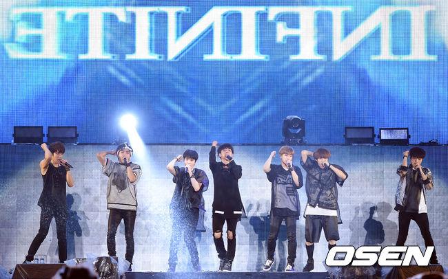 那到底,韓國男子團體到底有哪5首受到賞識呢? 首先,第42名是INFINITE《追擊者》,挖賽~對年輕的團體INFINITE來說真的很不容易呢