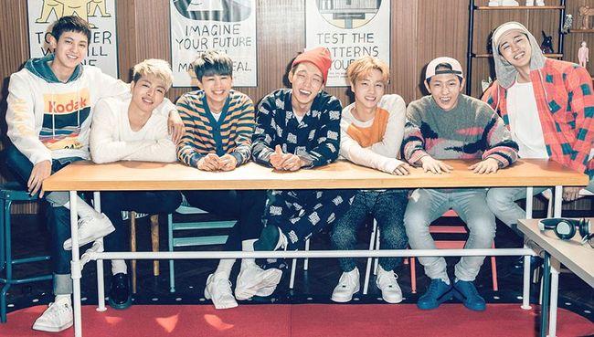 最近被譽為「怪物新人」的新人男團iKON,先行發的歌曲只是暖身曲,正式出道將勢在10月!