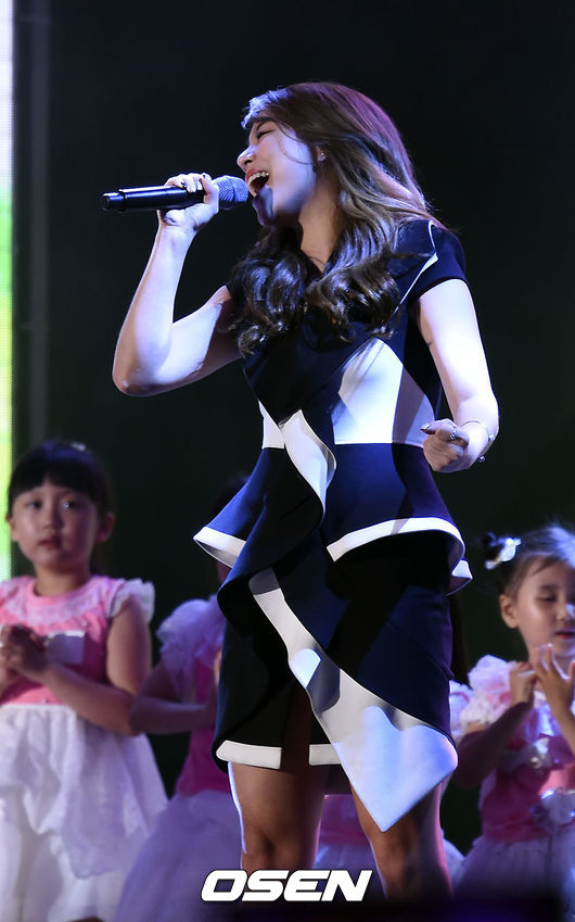 還有還有呢!被稱為韓國的碧昂絲,鐵肺女歌手Aliee也要回來了!!真的等好久了吧?