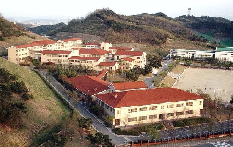 18位) 浦項製鐵高中 : 77名, 慶尚北道浦項市