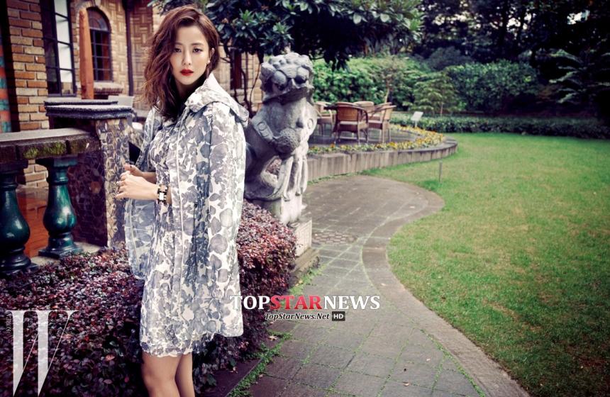 金喜善,今年38歲,對很多小朋友來說她只是個漂亮的「姨母」,並不知道她曾經在韓國的風光史
