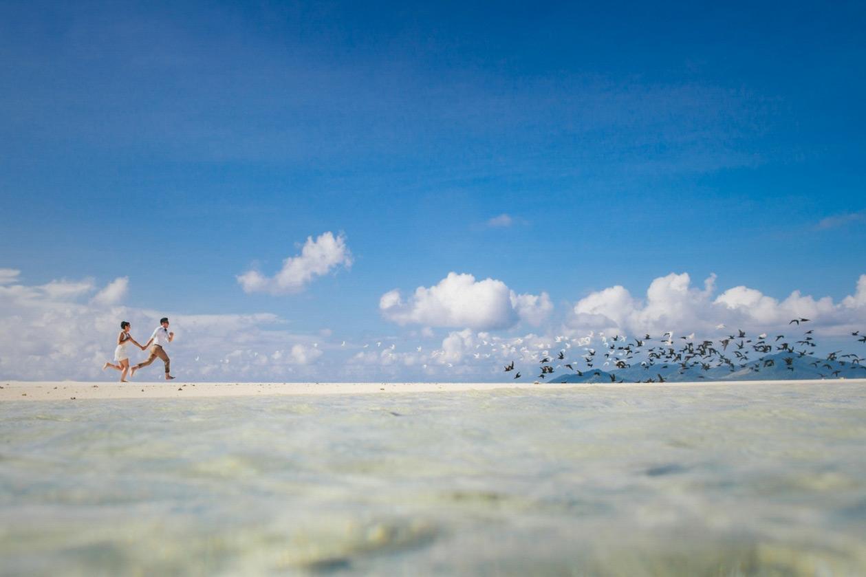 3. 敦謙沙洲 ·斐濟 by Ropate Kama 在最美的地方,跟最美的人在一起。