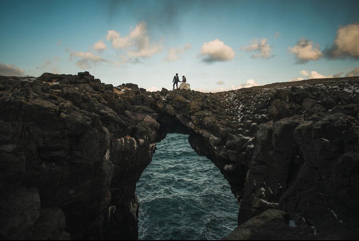 5. 斯奈山半島·冰島 by Cole Roberts 你就是我的大太陽,有你在,我就暖。