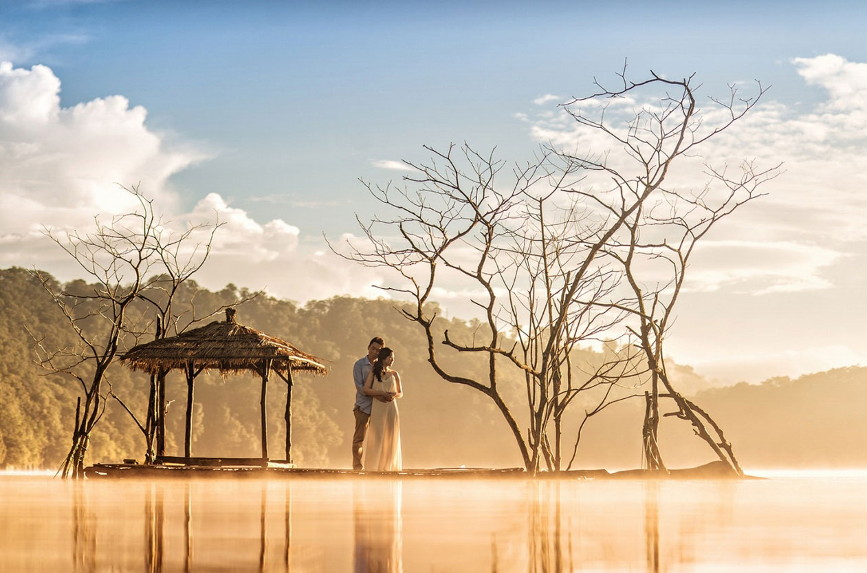 14. 峇里島·印尼by Hendra Lesmana 此情此景,今生今世,愛你不分離。