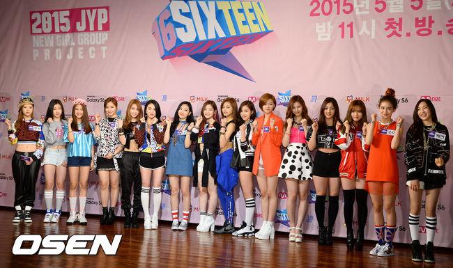 今年5月,JYP娛樂推出女團實境秀《Sixteen》,大家有收看過嗎???    最後通過這個電視節目,總共選出了9人團體,團名取名為Twice! (是說這個節目弄這麼多數字都快要搞混了)
