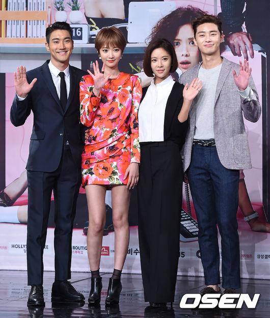 最近更與黃正音、高濬熙、崔始源搭檔演出新戲《她曾漂亮》,目前已播出6集,收視最高9%~