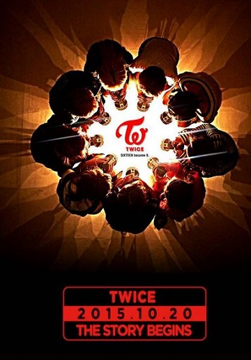 JYP公布,Twice目前訂於10月20日發表出道曲後開始展開正式的歌壇活動!
