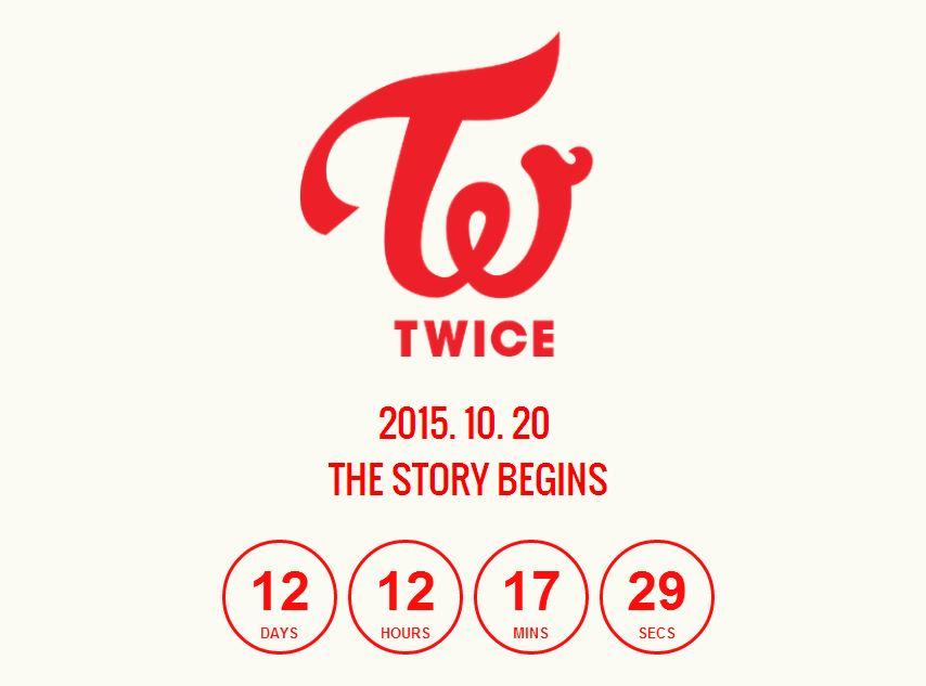 現在還有12天,就已經在Twice官方網站上面開始倒數啦~哇嗚緊張緊張~