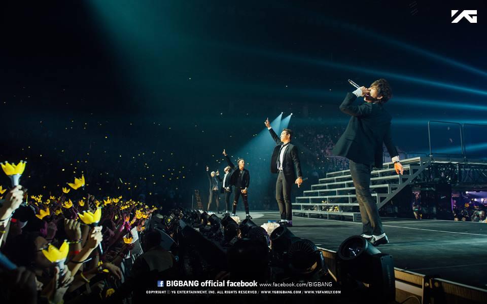 BIGBANG剛結束一部分北美洲的巡迴演唱,人家都說BIGBANG到美國之後超relax~到底有多放鬆呢?