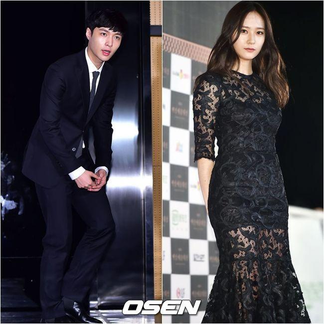 同屬SM的 EXO Lay和 f(x) Krystal也確定將作為主角 共同演出電影