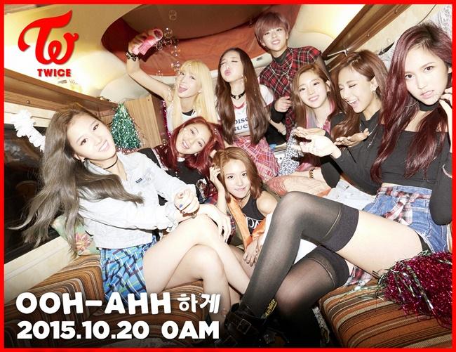 JYP不發威你別當他是病貓啊!! 接著JYP馬上就要推出繼MISS A之後,睽違5年即將推出的新女團Twice,預計出道日期是20日,已經瘋狂倒數中~