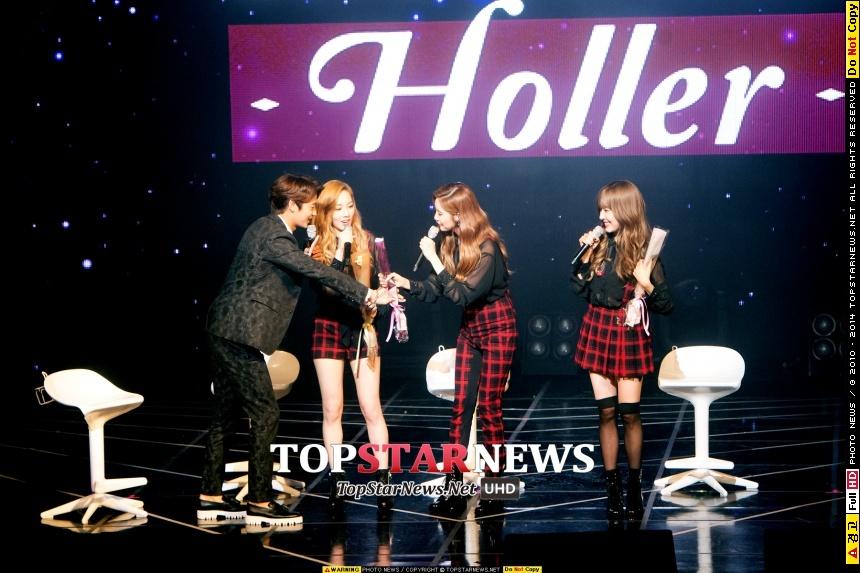 看看珉豪在泰蒂徐的 showcase 上送上捧花的紳士舉動 就能知道除了帥氣 細心才是討姐姐歡心的最重要條件呢!