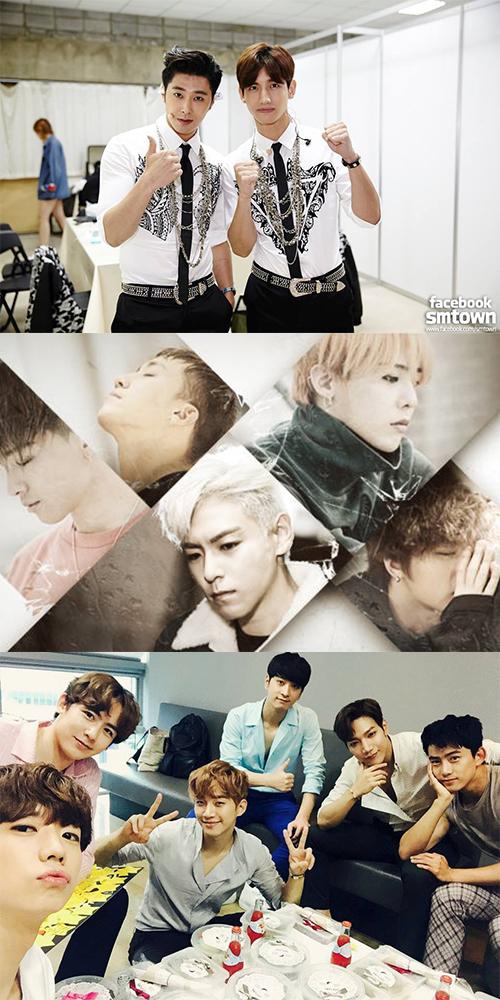 有人發現「SM Entertainment」、「YG Entertainment」、「JYP Entertainment」這三家經紀公司的男團,都有一個命名小規則嗎?