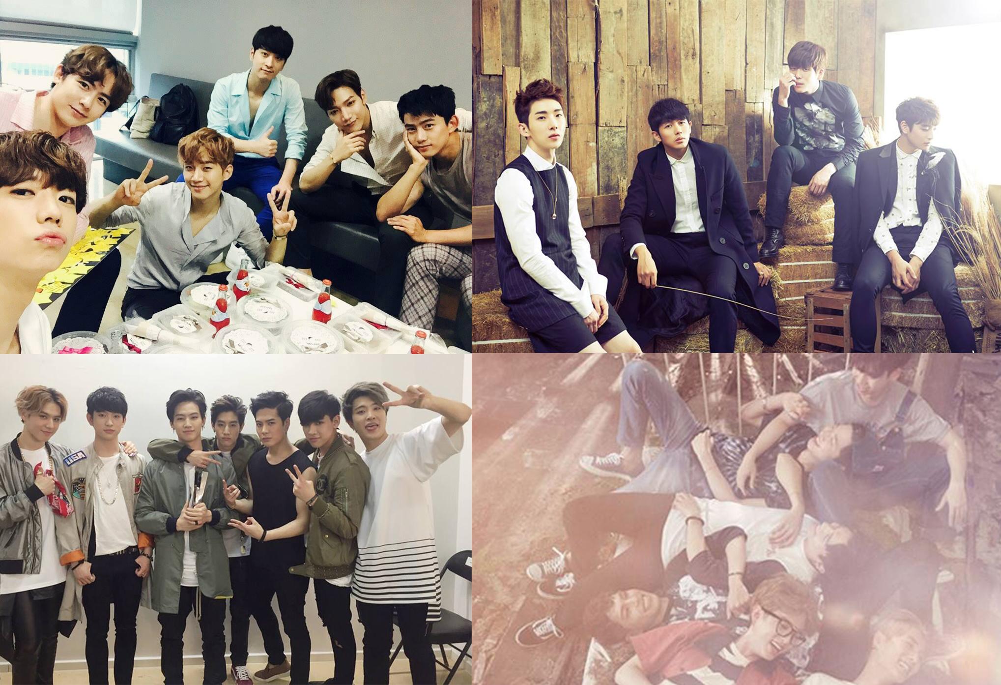 大家不覺得 JYP 很喜歡把數字放在團名內嗎?  除了由 JB 和 Junior 組成的「JJ Project」外,真的全部的男團都有一個數字,連近幾年的女團( 15& 和 TWICE )也有這樣的趨勢喔!
