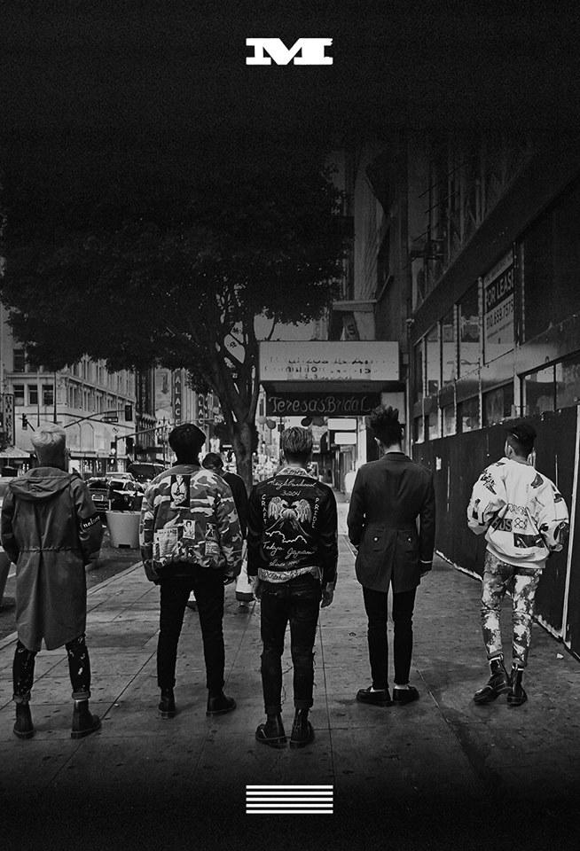 TOP 10: BIGBANG《Loser》 第四張單曲 MADE SERIES 《M》(2015/05)