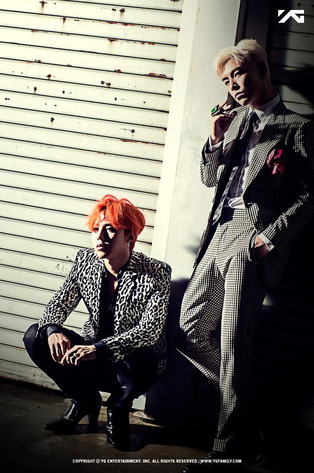 TOP 8: GD&TOP《Zutter》 第七張單曲 MADE SERIES 《E》(2015/08)