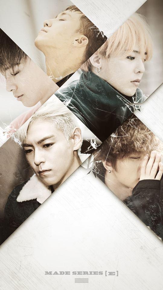 TOP 7: BIGBANG《我們不要相愛吧》 第七張單曲 MADE SERIES 《E》(2015/08)