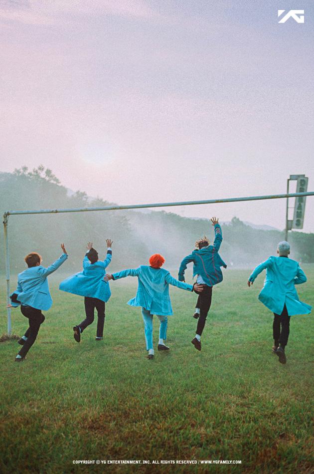 TOP 3: BIGBANG《Sober》 第六張單曲 MADE SERIES 《D》(2015/07)