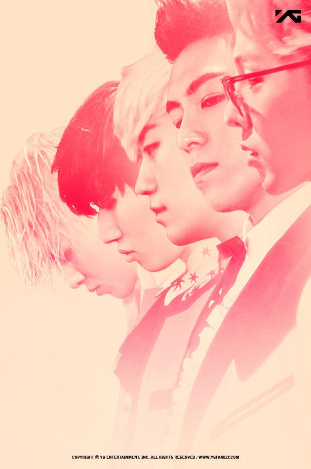 TOP 2: BIGBANG《If You》 第六張單曲 MADE SERIES 《D》(2015/07)
