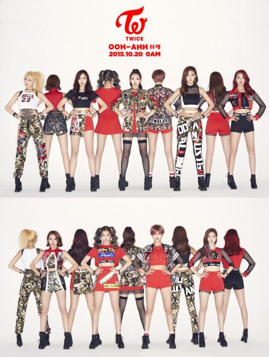 成員均透過5月Mnet生存實境節目《SIXTEEN》篩選而出 最終將於10月20日正式出道...讚讚讚...☆
