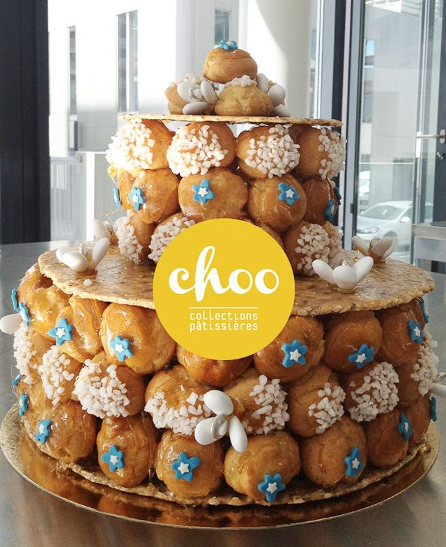 這款可以說是一塊塊堆上去蛋糕的開始 就是把餅乾一個個堆上去 先是在歐洲流行,之後流行到美國,現在在韓國也很受歡迎。