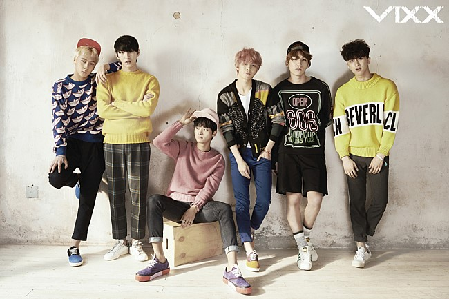 ✮ No.7 :: VIXX 'Boys' Record' ✮