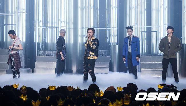 都講到iKON怎麼能不提師兄團BIGBANG呢~