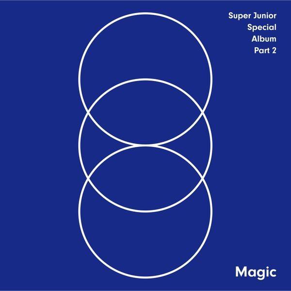 在 9 月發行的 SPECIAL ALBUM PART 2 《MAGIC》,改變以往用成員照片作為封面的風格,像這樣的幾何圖形是不是也很有設計感呢?