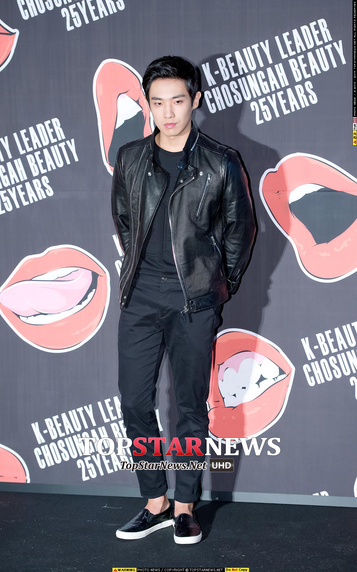 #4. 頹廢的性感 代表韓星:GD 李準